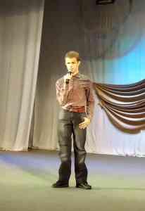 выступление Николая Гусева