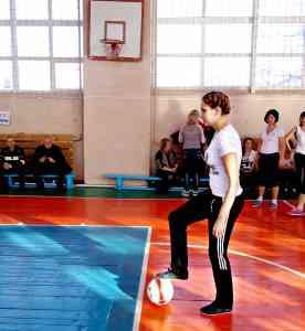 ХI фестиваль женского спорта.
