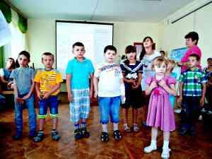 декламация детьми стихотворения о семье