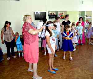 конкурс проводит педагог-психолог О.А.Самородина