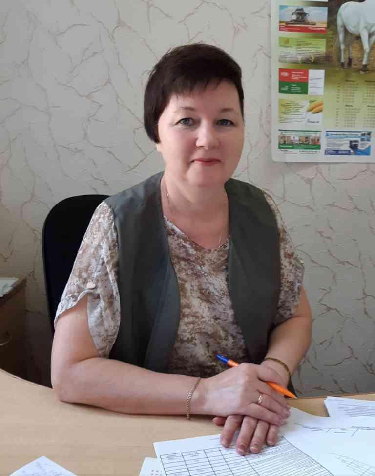 Желудкова Н.А. главный бухгалтер