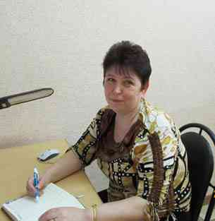Гусева Н.А. главный специалист