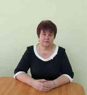Шаврина Н.Н. главный специалист