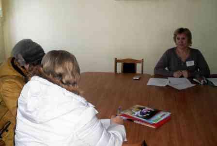 дискуссия с родителями из замещающих семей